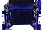tas voor onder rolstoelzitting
