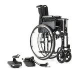 M1 rolstoel ingeklapt